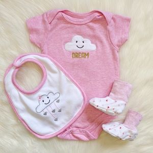 3-Piece Onesie Bundle
